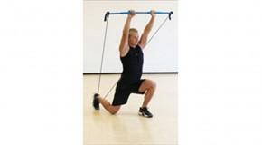 Gymstick – der Zauberstab, der den Körper stärkt