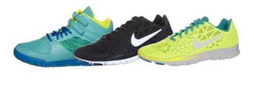 Zumba Schuhe von bekannten Marken